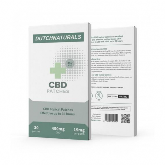 έμπλαστρα cbd patches, cannabis street 1