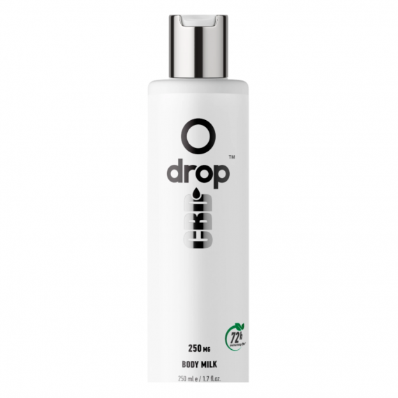 Drop CBD body milk, Cannabis Street
